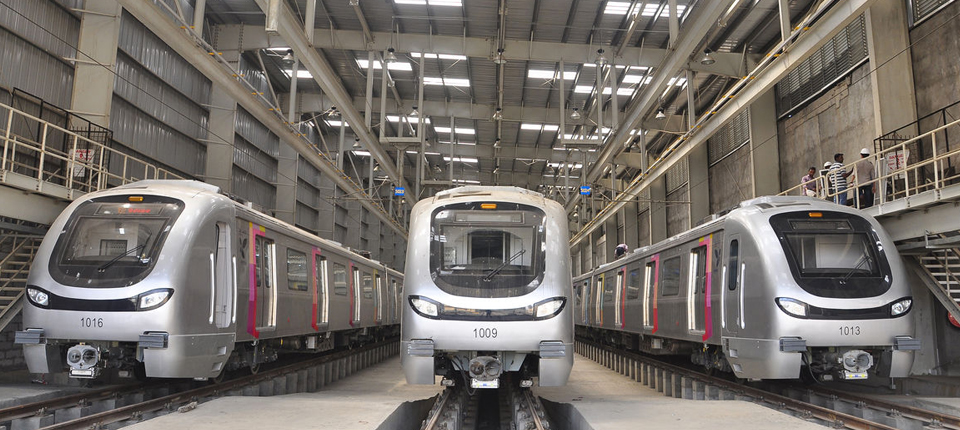 DMRC Invites Tender For Supply of 378 Standard Gauge Metro
