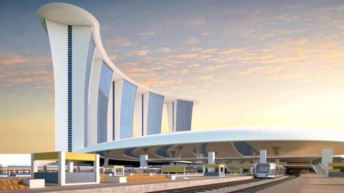Indian Railways Station Development Corporation (IRSDC