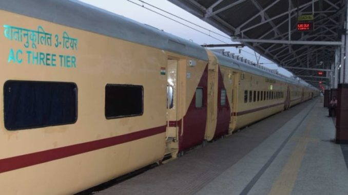 Southern Railway to upgrade 61 trains under project