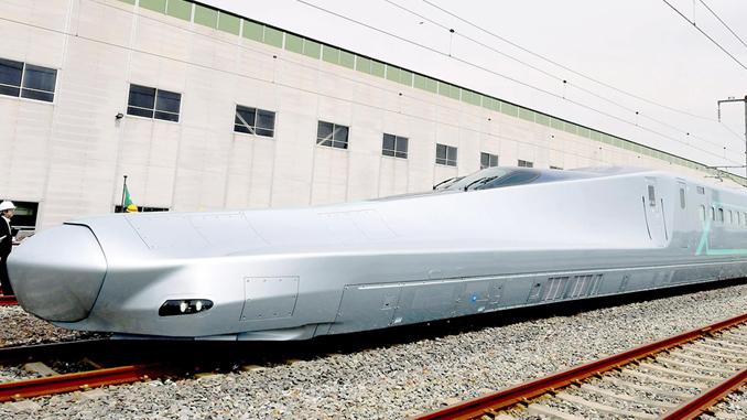 International News : Japan begins tests for world's fastest