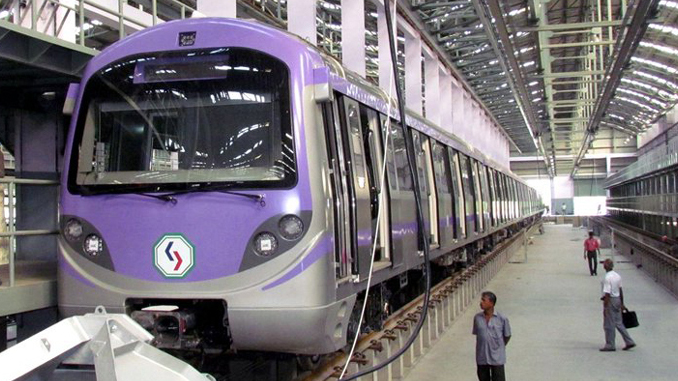 India's First Underwater Metro to be Operational Soon - Rail